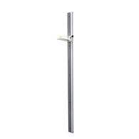 Healthometer 205HR High-Strength Wall-Mounted Height Rod