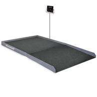 Rice Lake SB-1150 Bariatric Wheelchair Scale (168359)